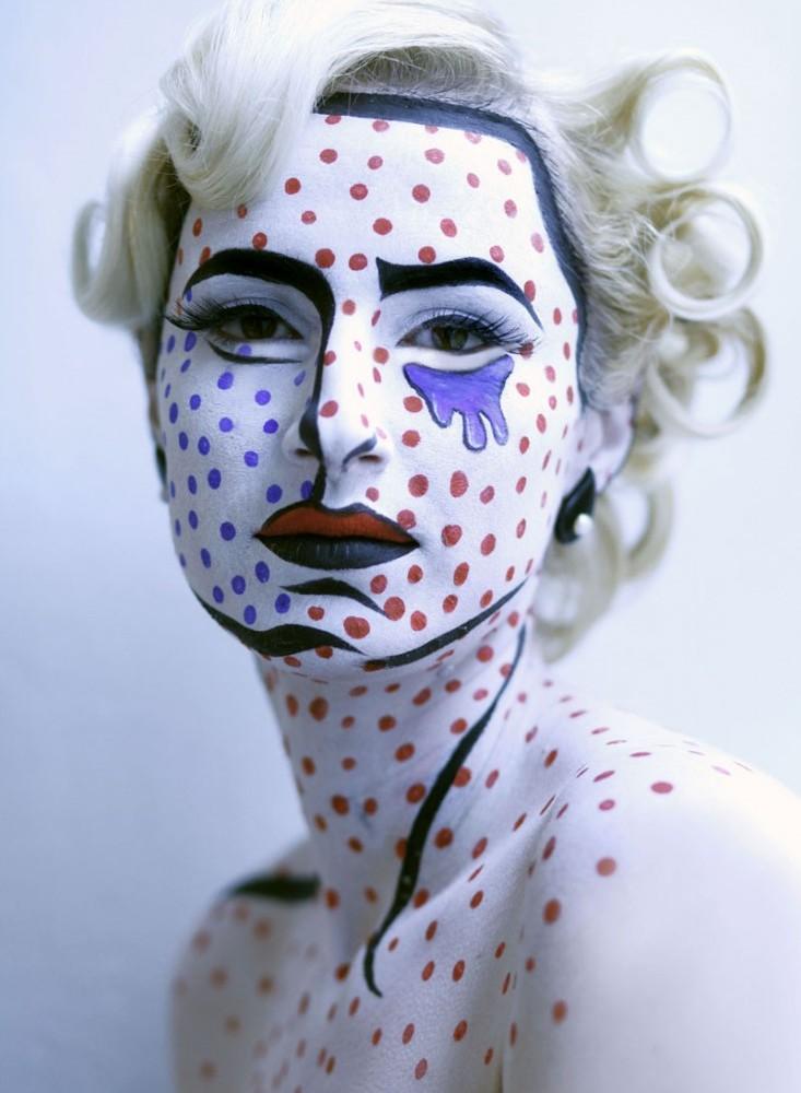 Pop Art photo by Cheryl Gorski 1