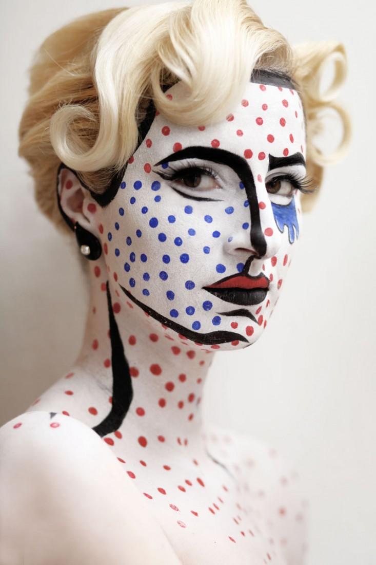 Pop Art photo by Cheryl Gorski 4