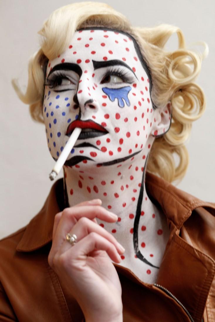 Pop Art photo by Cheryl Gorski 5