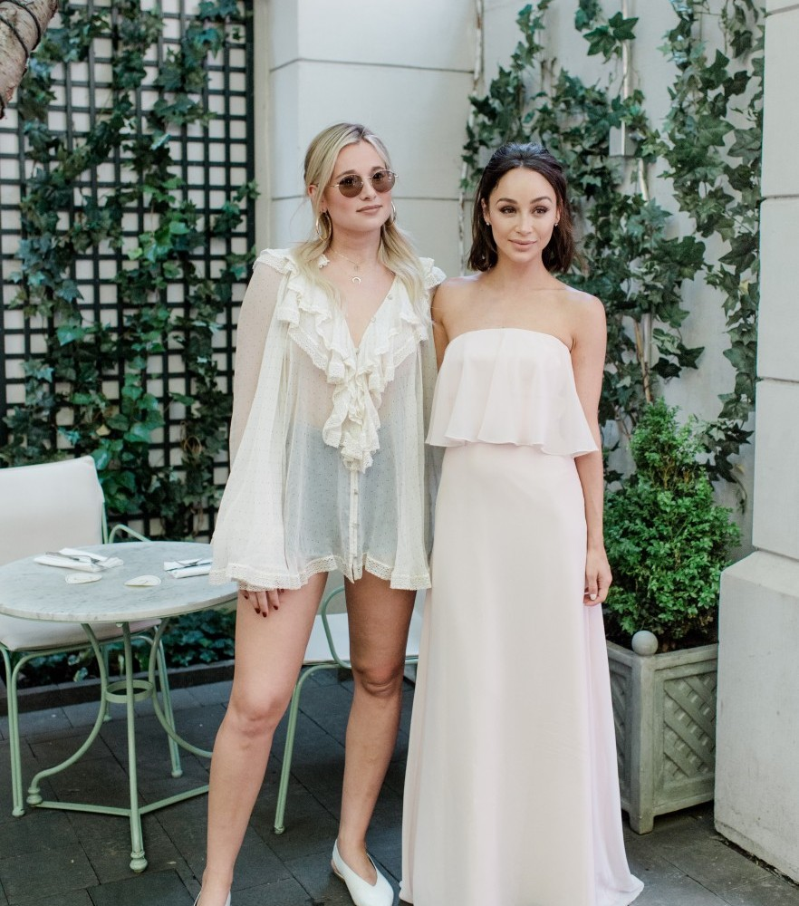 Cara Santana Hosts Bridal Shower With Vow To Be Chic photos by ...