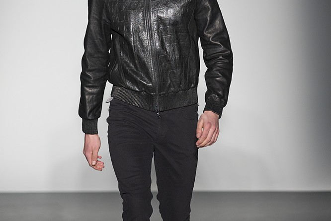 Asaf Ganot collection during NYFW 2017 at Pier 59