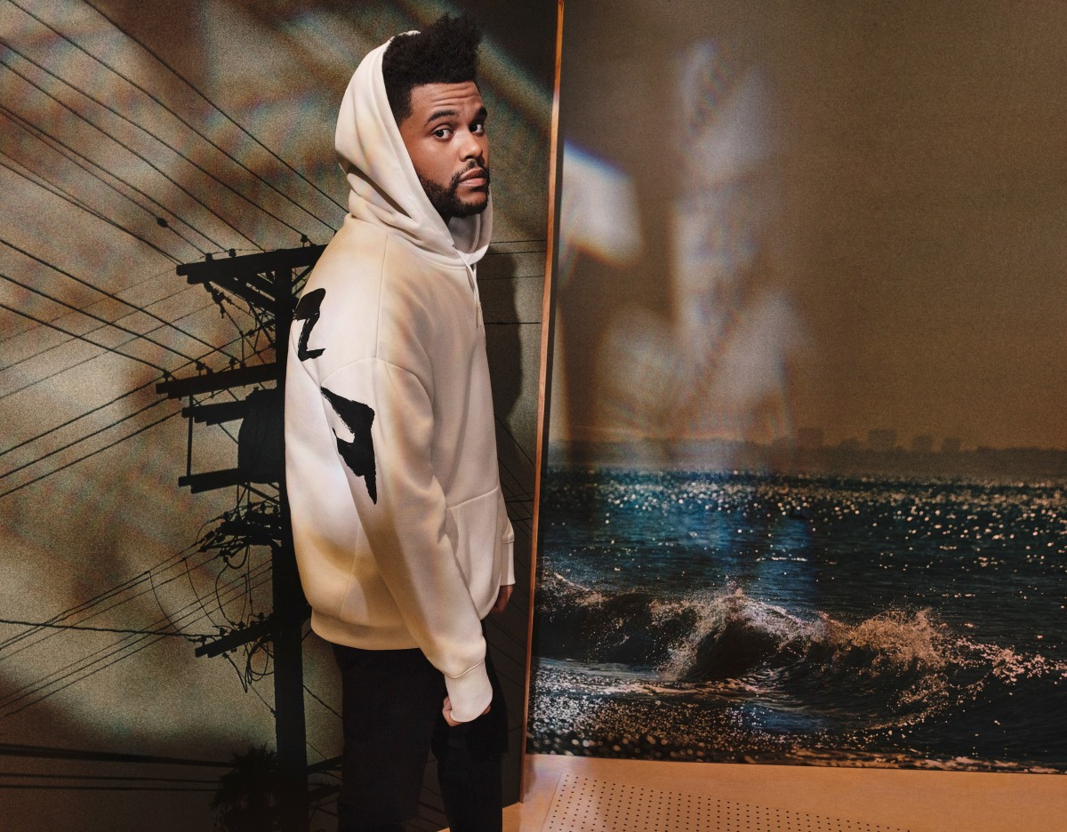H M Debuts Latest Campaign With The Weeknd Fashion Maniac