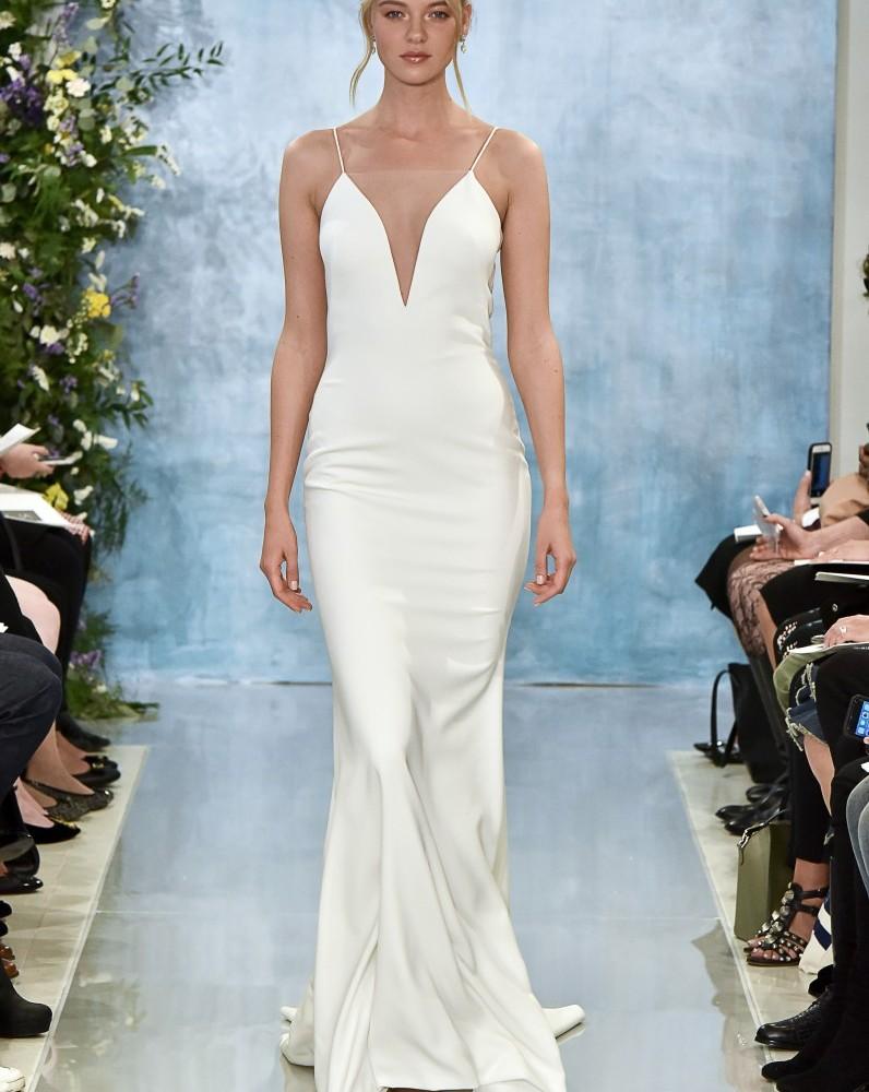 THEIA NYFW Bridal FW2018 - Fashion Maniac