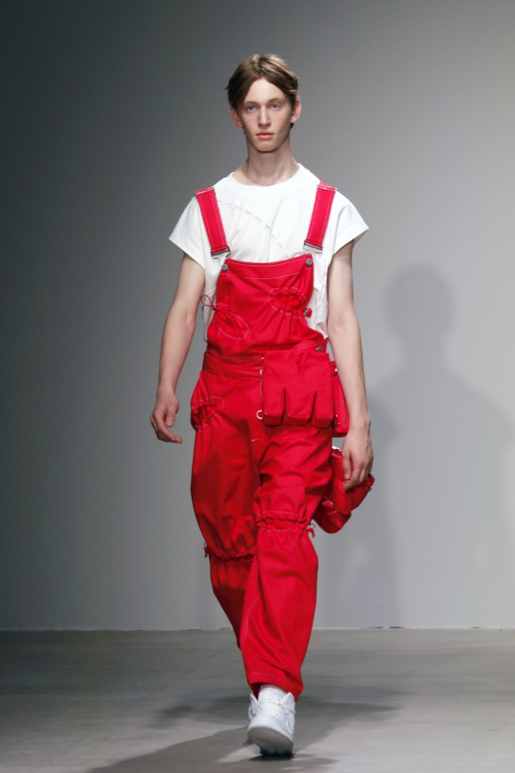 Feng Chen Wang Mens NYFW SS2018 photo by Cheryl Gorski 1 2