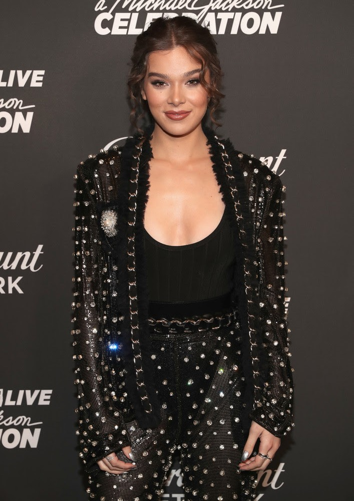 Hailee Steinfeld Wore Djula Le Vian And Hearts On Fire On Lip Sync