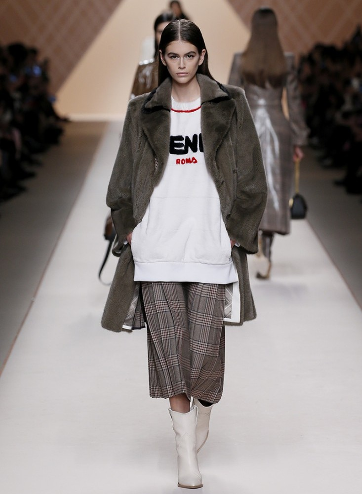 db8c415eaf6a FENDI Collaborates with FILA on a Limited-Edition Capsule Collection for  Women and Men