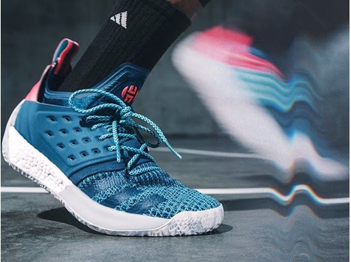 Step Back to Lift Off  adidas   James Harden Introduce Two New Harden Vol. 2  Colorways 8d03c1bda