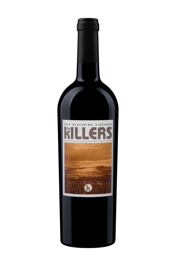Bespoke Collection Presents Quot The Killers Quot Inspired Wine