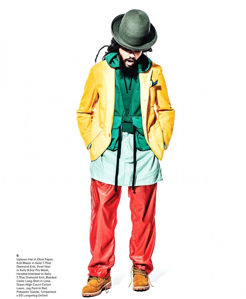 ad887c125a6b Engineered Garments - Fashion Maniac