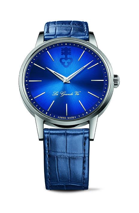 Corum La Grande Vie Blue Z082 03590 lr