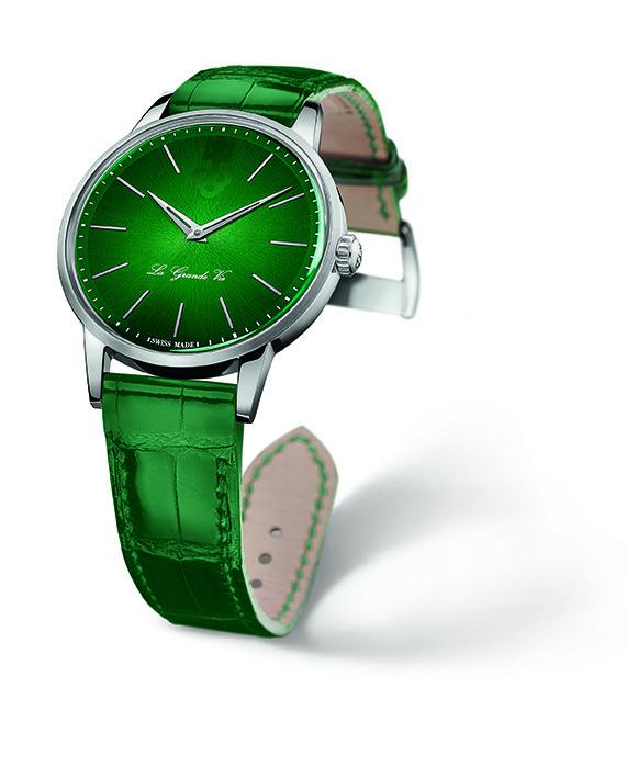 Corum La Grande Vie Green Z082 3591 PR lr