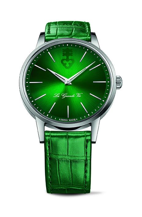 Corum La Grande Vie Green Z082 3591 lr
