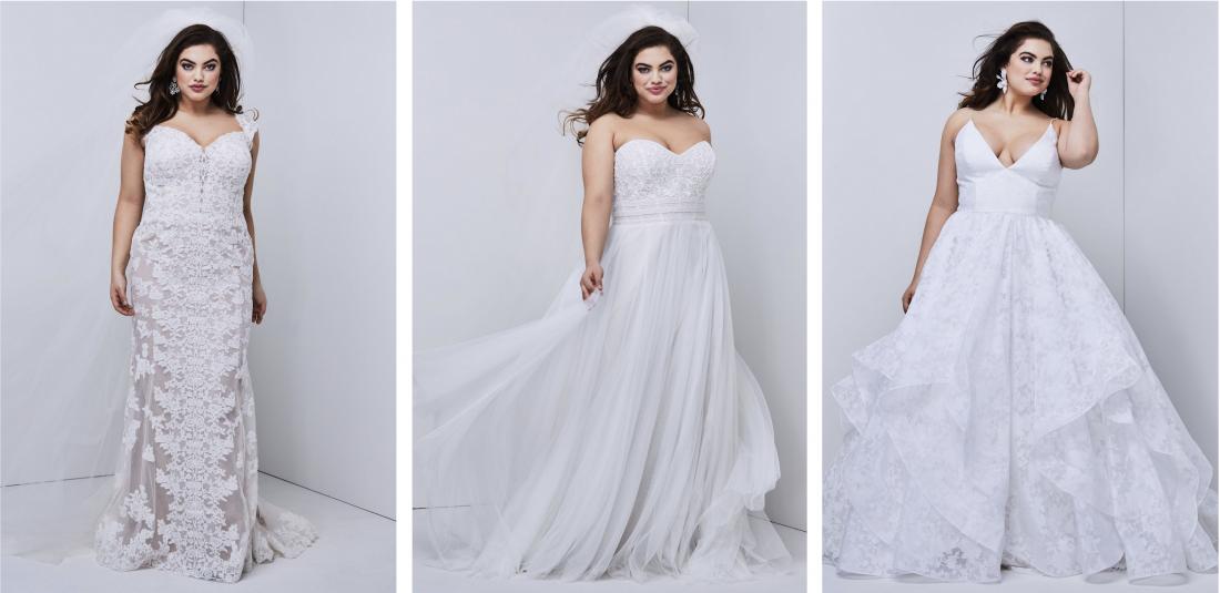 3d02cf41dd Plus Size Wedding Dresses from Wtoo! - Fashion Maniac