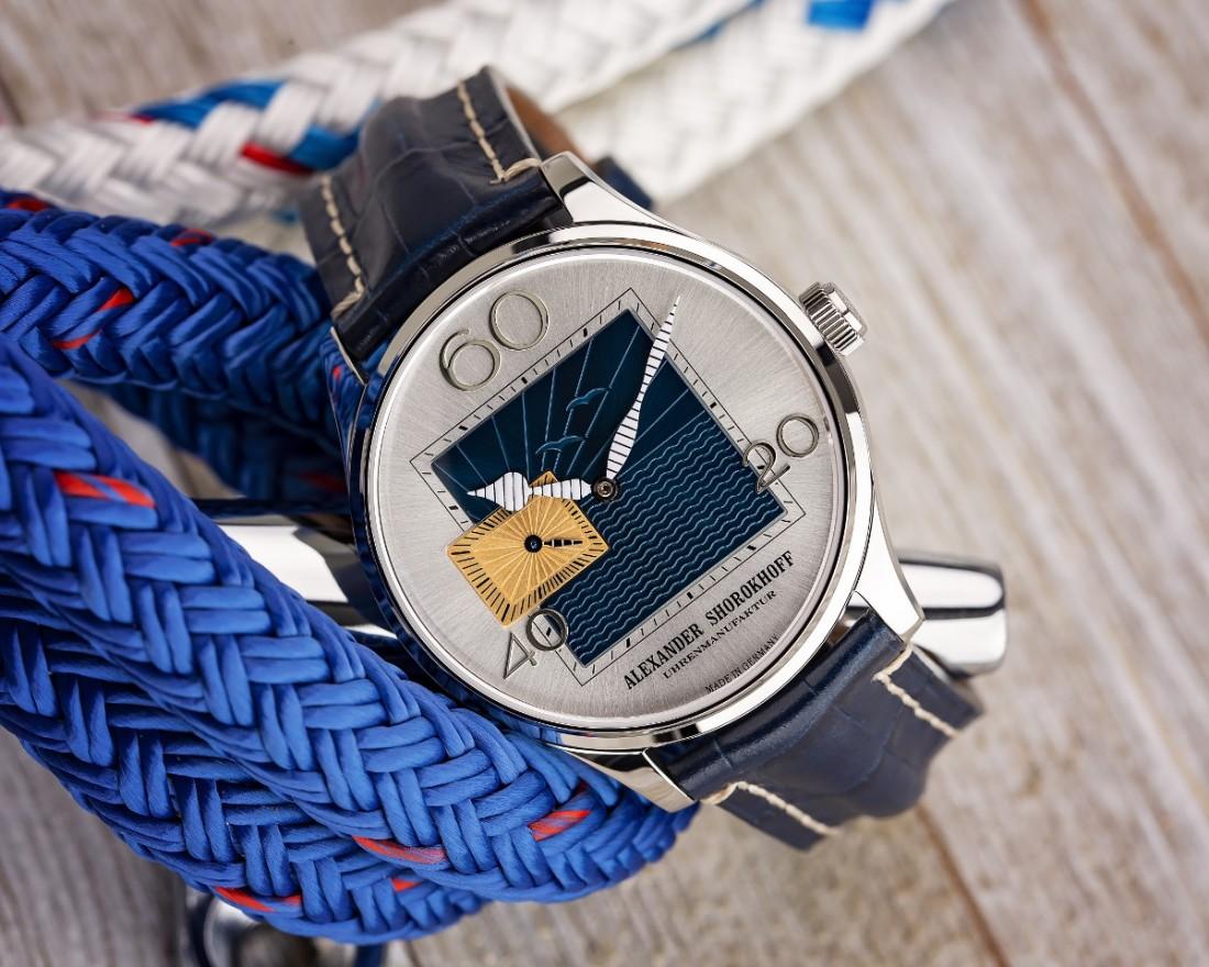 Alexander Shorokhoff Newport Watch 24as Image copyright Ty Maciejewski