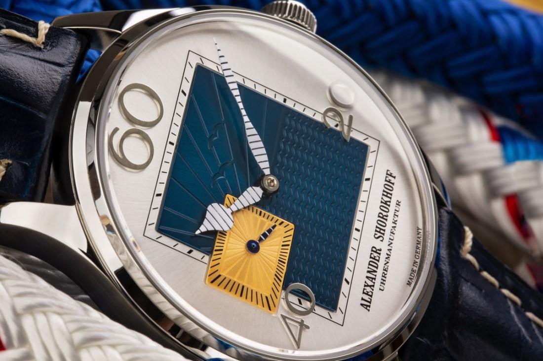Alexander Shorokhoff Newport Watch 9 2AS Image copyright Ty Maciejewski