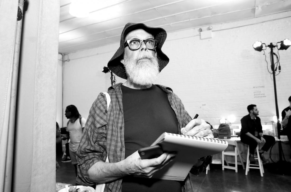 Backstage@Willy Chavarria MENS NYFW SS2019 photo by Cheryl Gorski 10