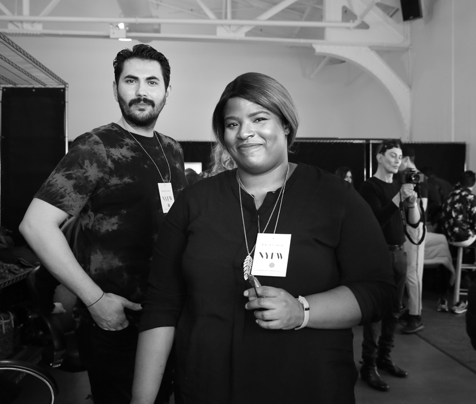 Behind the Scene@ Ricardo Seco NYFW FW2018 photo by Cheryl Gorski 69