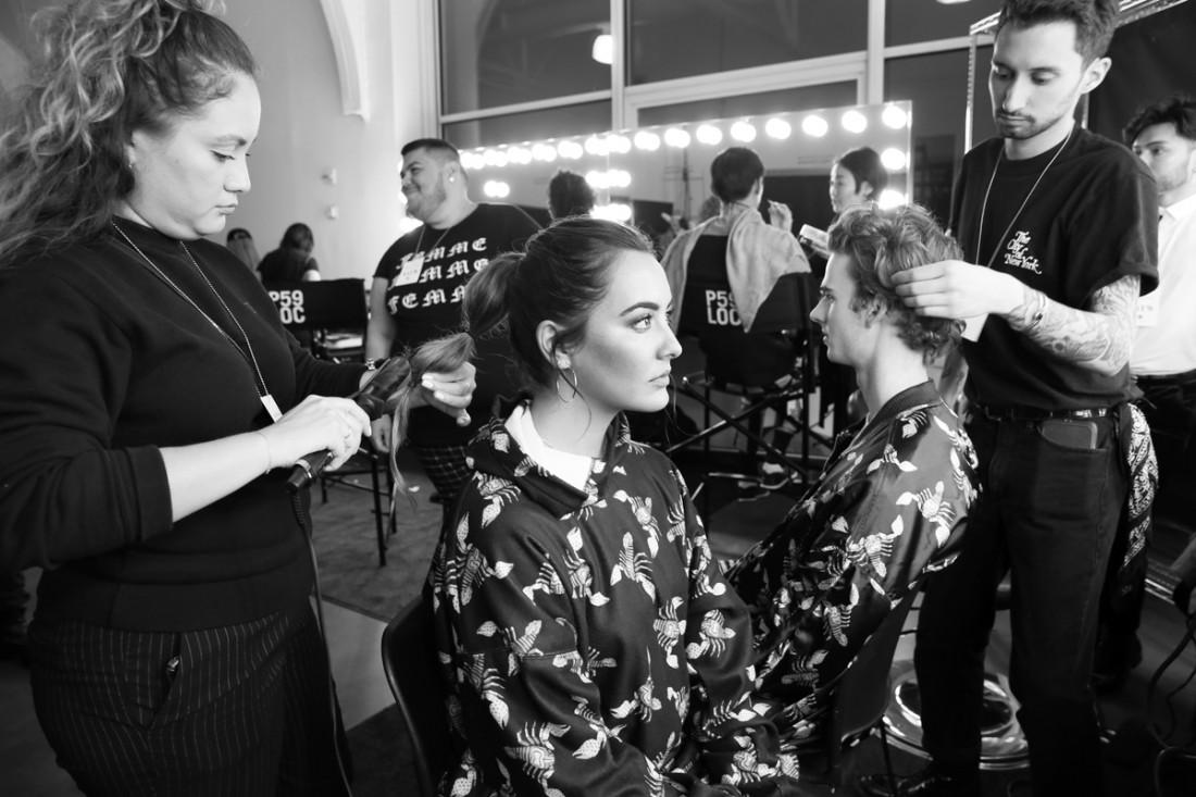 Behind the Scene@ Ricardo Seco NYFW FW2018 photo by Cheryl Gorski 70