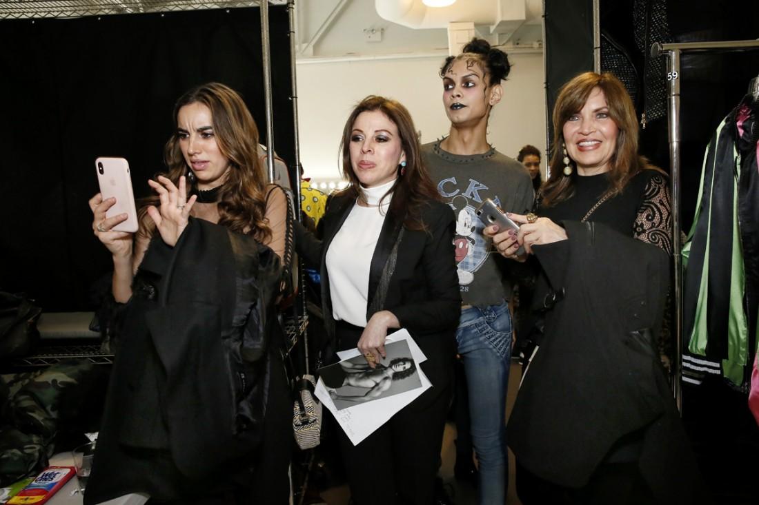 Behind the Scene@ Ricardo Seco NYFW FW2018 photo by Cheryl Gorski 83