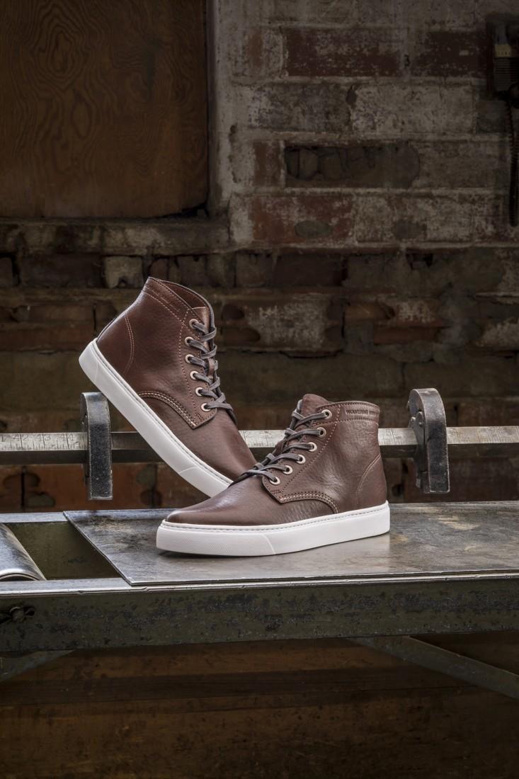 a0fe95c2f5c Heritage WBS F18 1000 Mile Brown Original Sneaker - Fashion Maniac