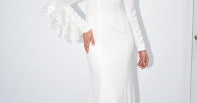 Livné White 2019 Eden bridal FW by ALYKULER photo by Aly Kuler