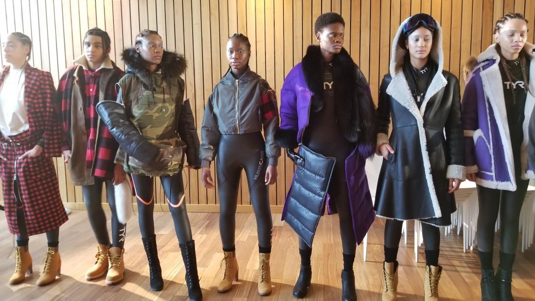 Romeo Hunte Presentation WOMENS NYFW AW 2018 Photos by Leah Kim 3