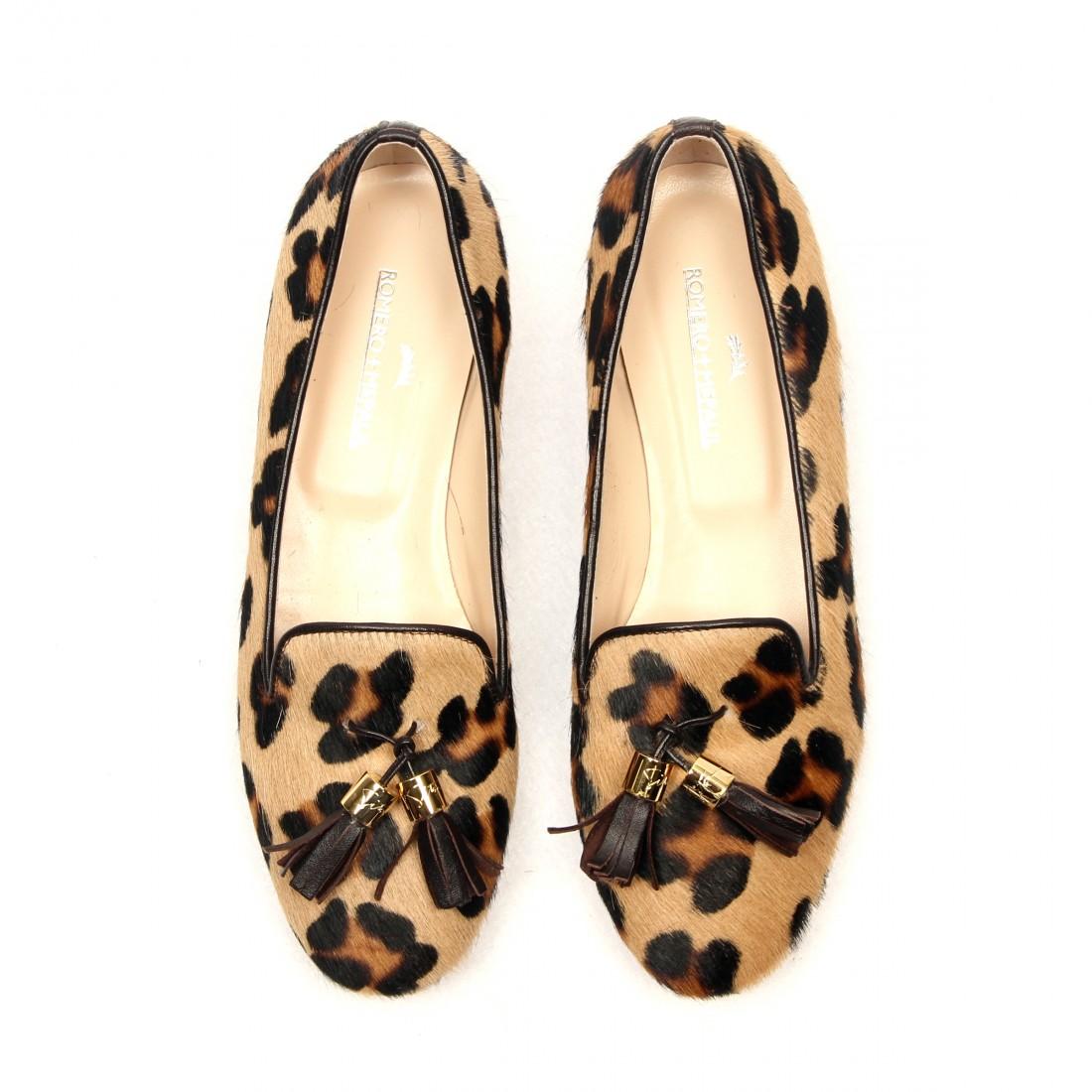 RomeroMcPaul Womens Slippers