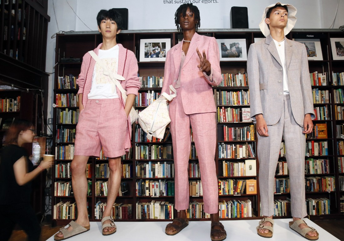 Victor Li MENS NYFW SS2019 photo by Cheryl Gorski 13