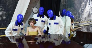 Helen Castillo photos by Ilya SavenokGetty Images for Blue Man Group 2