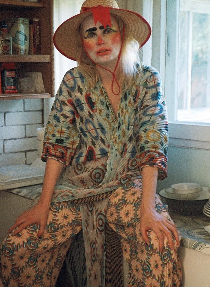 Photos Edith Karlson Artist Kris Lemsalu Models Kris Lemsalu and Helju Karlon 11