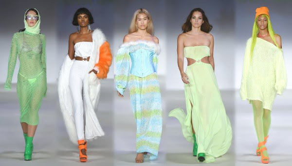 Style Fashion Week Brings Los Angeles Top Influencer Designers To The New York Runway Photos By Mark Gunter Fashion Maniac