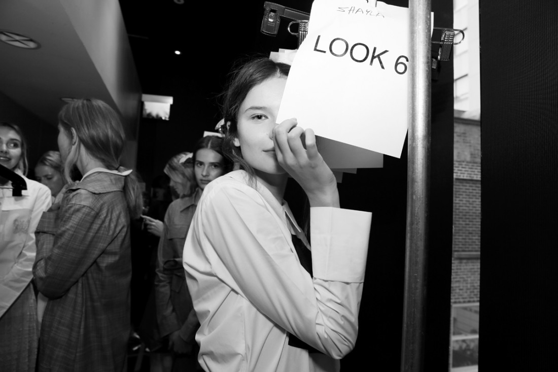Backstage@KUR NYFW SS2019 photo by Cheryl Gorski 10