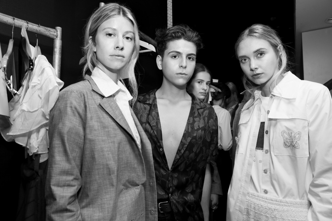 Backstage@KUR NYFW SS2019 photo by Cheryl Gorski 5