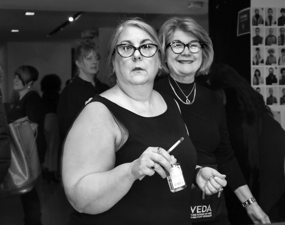 Backstage@Vivienne Tam NYFW FW2018 photo by Cheryl Gorski 21