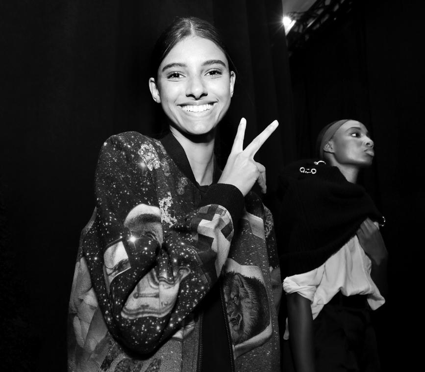 Backstage@Vivienne Tam NYFW FW2018 photo by Cheryl Gorski 6
