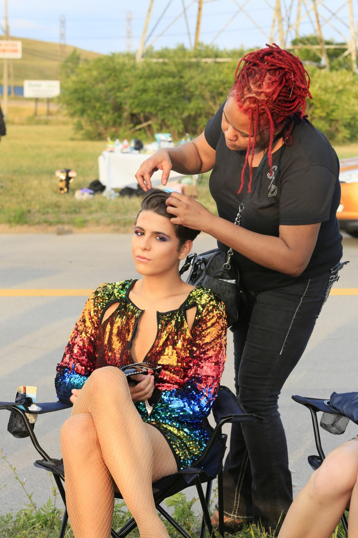 Behind the Scene photo by Cheryl Gorski 10