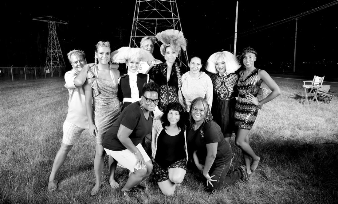 Behind the Scene photo by Cheryl Gorski 25