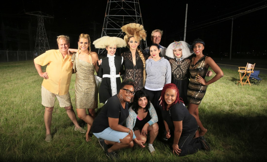 Behind the Scene photo by Cheryl Gorski 26