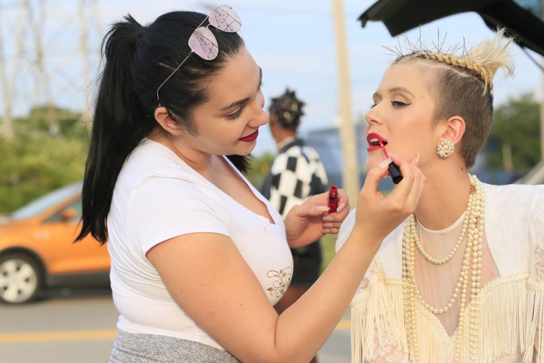 Behind the Scene photo by Cheryl Gorski 5