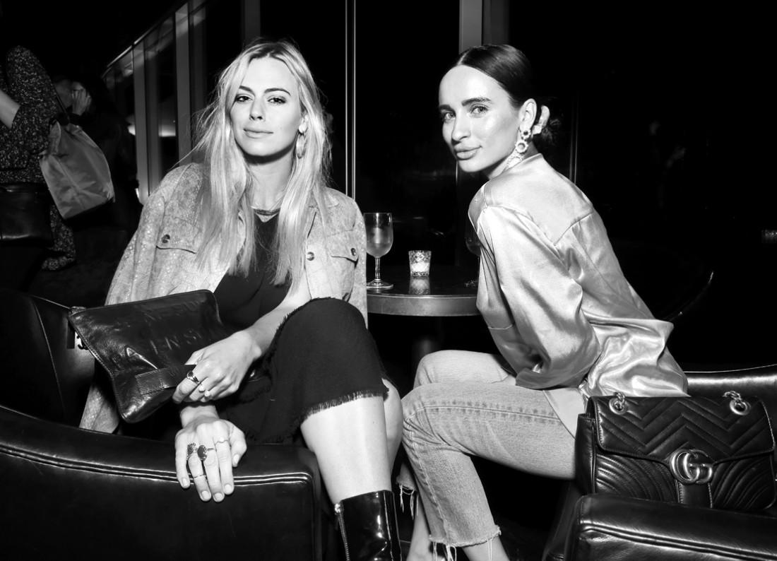Cait Bailey@Wilhelmina NYFW Party 2018 photo by Cheryl Gorski 10