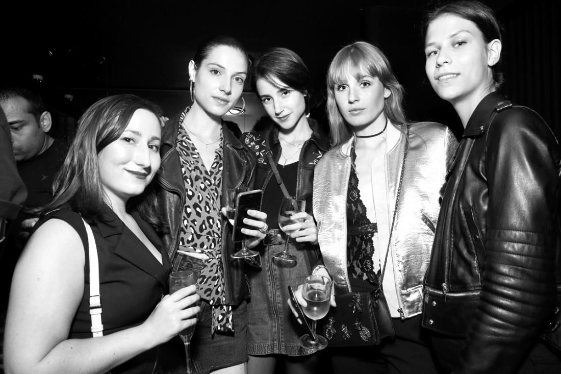 Carlton Woodcock Melody Vroom@Wilhelmina NYFW Party 2018 photo by Cheryl Gorski 75