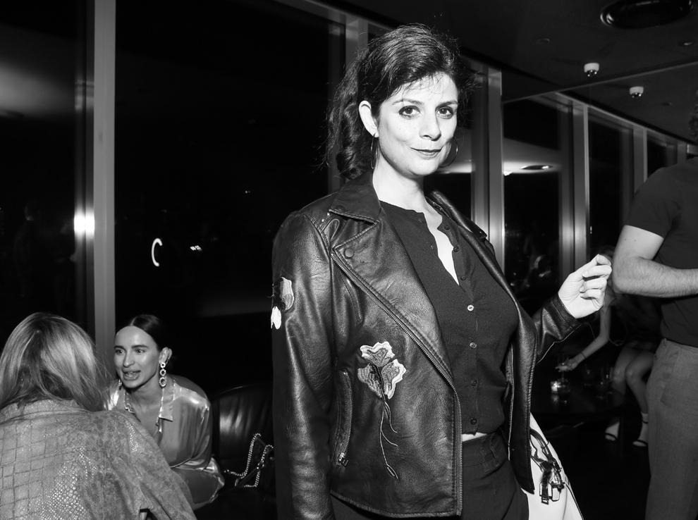 Carmina Suzanne@Wilhelmina NYFW Party 2018 photo by Cheryl Gorski 5