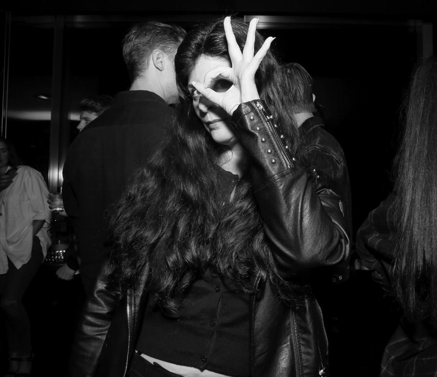 Carmina Suzanne@Wilhelmina NYFW Party 2018 photo by Cheryl Gorski 61