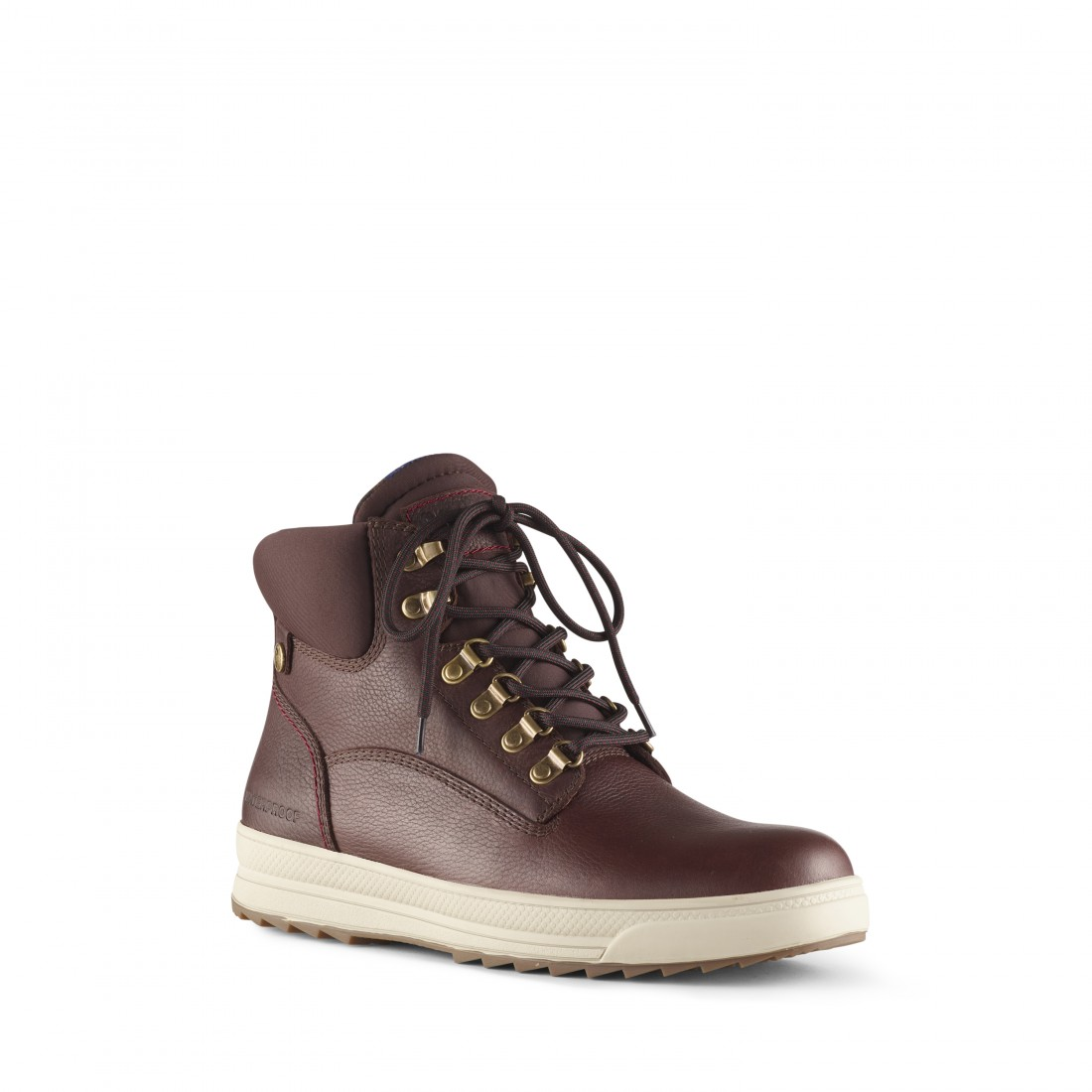 Cranston Quarry Leather Dark Brown 2 W