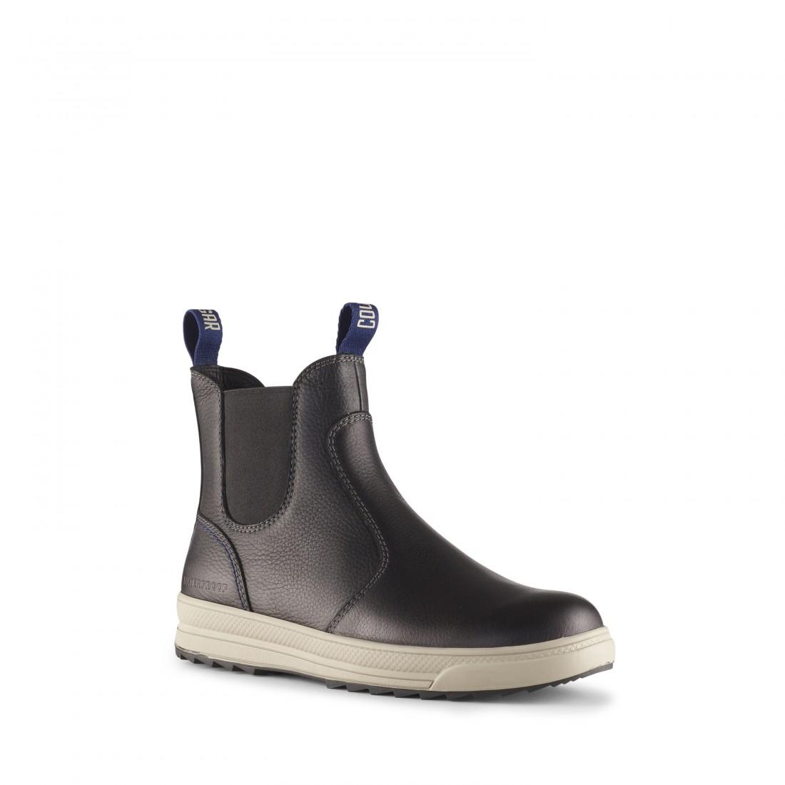 Crowley Leather Black 2 W