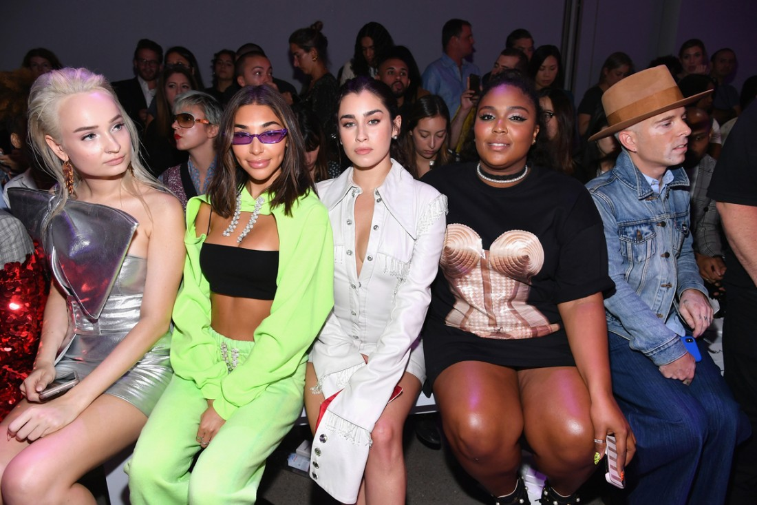 Front Row@Christian Cowan NYFW SS2019 photos by Getty Images 16