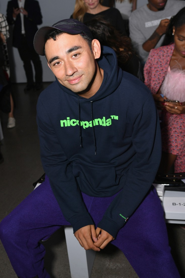 Front Row@Christian Cowan NYFW SS2019 photos by Getty Images 18