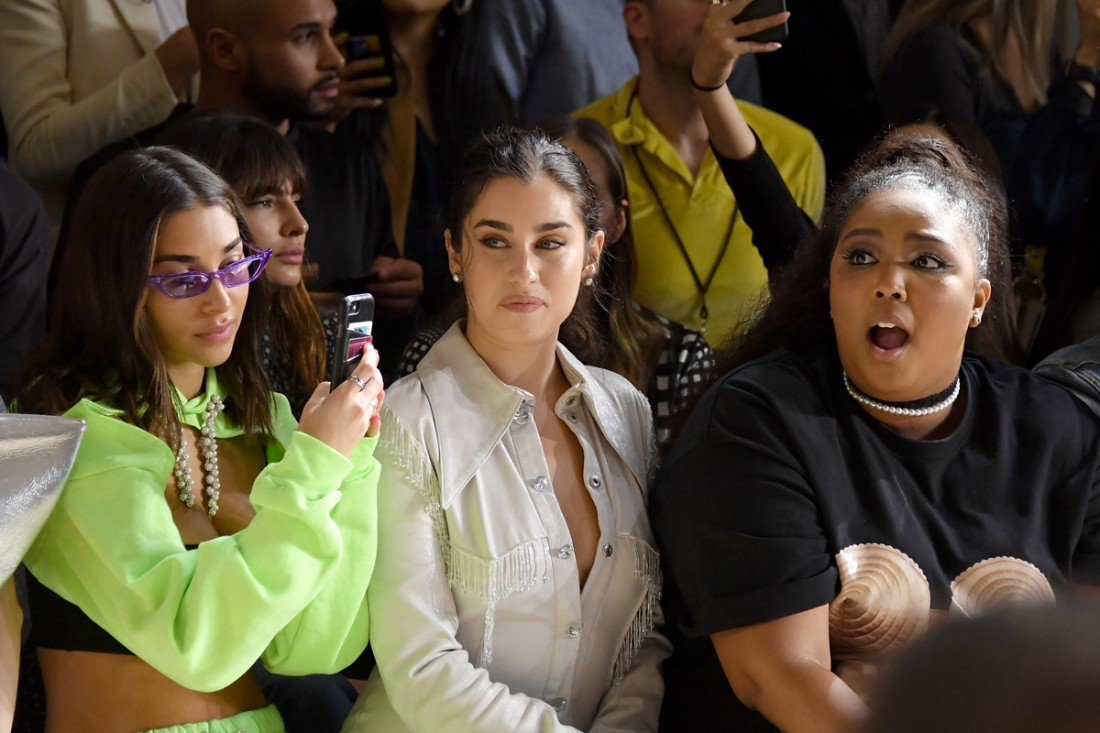 Front Row@Christian Cowan NYFW SS2019 photos by Getty Images 4