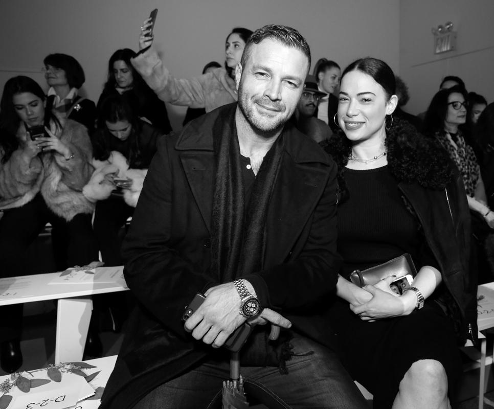 Front Row@Jonathan Simkhai NYFW FW2018 photo by Cheryl Gorski 15