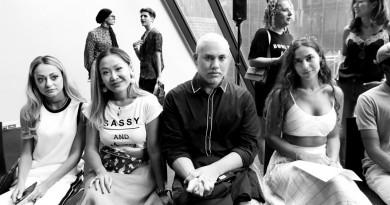 Front Row@KUR NYFW SS2019 photo by Cheryl Gorski 37